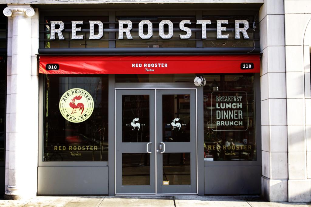 PaulBrissman_Red rooster facade
